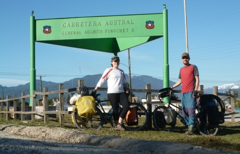 The Carretera Austral, maybe the only good legacy of General Pinochet