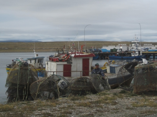Coastal communities similar to the Hebrides, Scotland