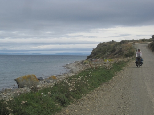 The hilly coastal section