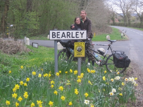 Made it to Bearley